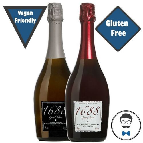 1688 Grand Rosé & Blanc Pair (Save 6%) ONLINE EXCLUSIVE